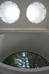 I had the moon room (Vaughanoblapski!) Tags: roof light moon room wellington img homestay koromiko