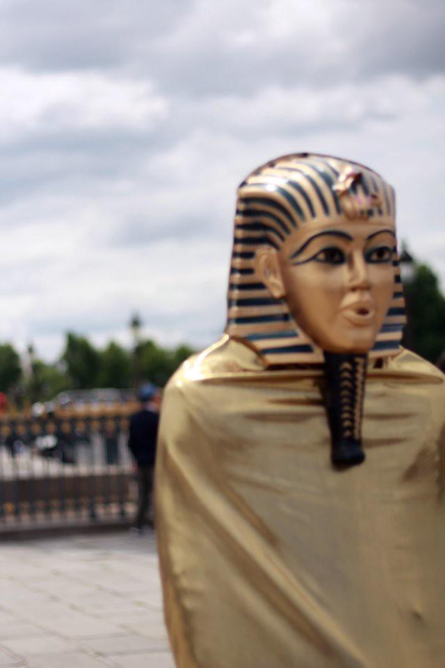 egypt a paris