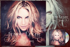 Britney Spears - Femme Fatale Cover (Benikari47) Tags: world me against spears cd femme go it cover till britney fatale wanna hold ends the i benikari47
