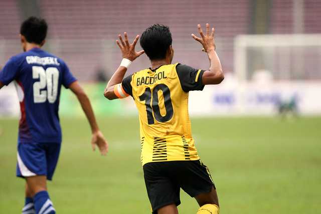 SEA_Games_Harimau_Muda_Malaysia_Baddrol_Nike_Football_1