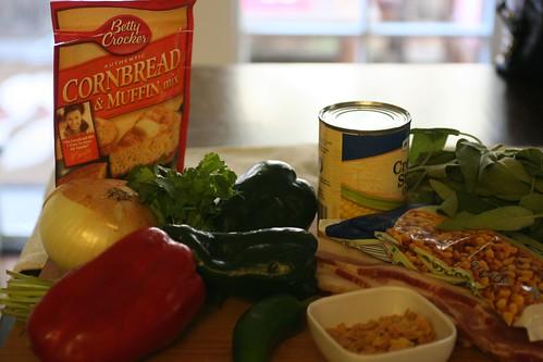 Cornbread product shot