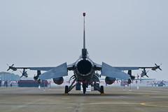 F-16  () - F-16 Fighting Falcon (Viper) - Ching-Chuang-Kang (CCK) Air Base (prince470701) Tags: taiwan  taichungcity  sonya850 sony1635za chingchuangkangcckairbase f16 f16fightingfalconviper