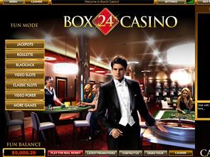 Box 24 Casino Lobby