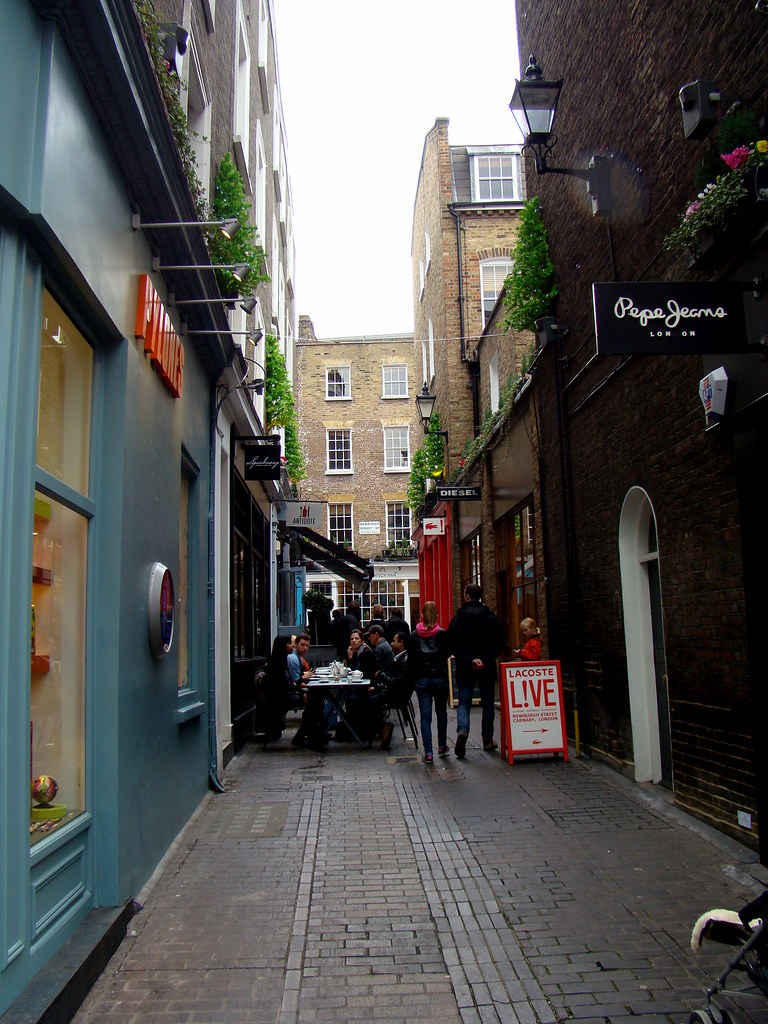 The Streets of Carnaby