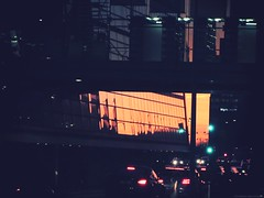 KB ved Solnedgang (Mimime) Tags: light fall colors yellow copenhagen denmark colours sundown lys danmark gul københavn solnedgang 2011 farver efterår
