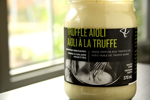 President's Choice Black Label Truffle Aioli