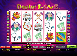 Doctor Love Slots game online review