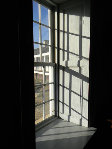 The Post Commander's Window