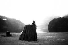 (m.tones) Tags: lake nikond50 buntzen portmoody 28mmf28d