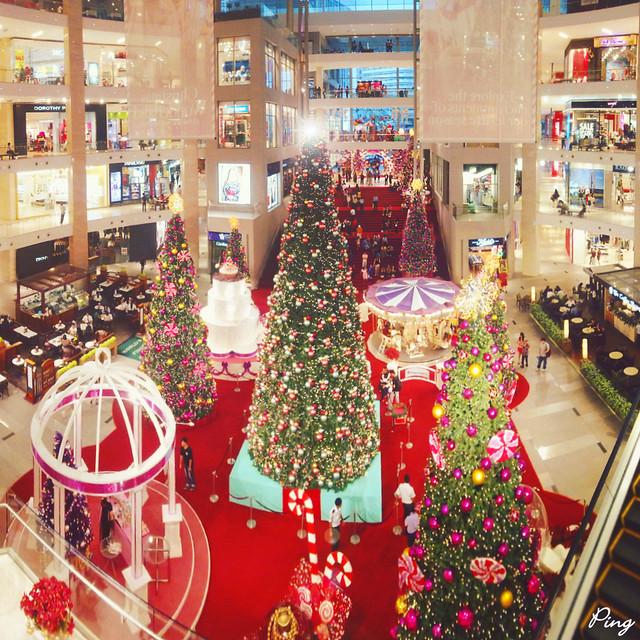 Pavilion Christmas 2011