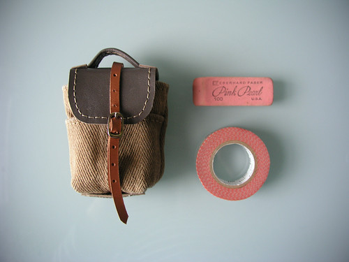 mini adventurer bag / pouch