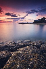I WISH I WAS THERE,,,,, (ManButur PHOTOGRAPHY) Tags: ocean longexposure morning travel blue light red sea sky bali sun motion beach nature rock sunrise canon indonesia landscape photography eos boat sand scenery aqua asia village view natur filter nd usm filters polarizer efs 1022mm hitech cpl batur sanur polarize gnd f3545 450d