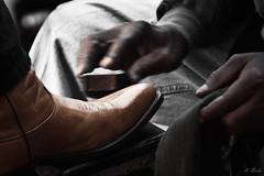 The Boot-4881 (kberke) Tags: boot shoeshine