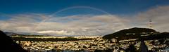 Rainbow over San Francisco (morozgrafix) Tags: sanfrancisco panorama rainbow nikon20mmf28d nikond7000