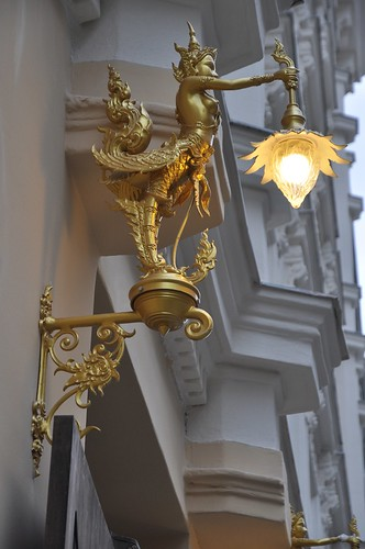 Spa Street Lamps in the 9th district