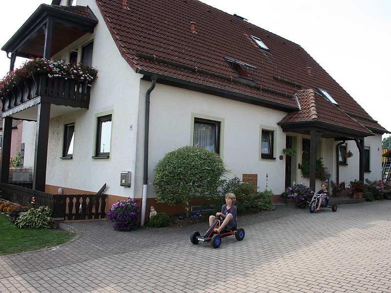 Ferienwohnungen Miehling - Kinderfahrzeuge