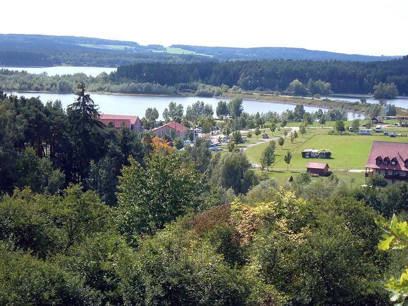 Ferienhof Hausmann - Blick über die Seen