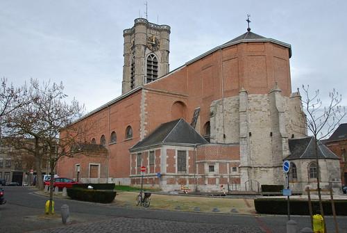 L'église St-Julien (Ath)