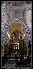 Mezquita - Vertical Panorama, Cordoba, Spain (JH_1982) Tags: travel spain andalucia espana cordoba mezquita traveling verticalpanorama bestof2011 jochenhertweck