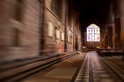 766/1000 - Chester Cathedral by Mark Carline