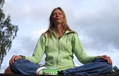 Copenhagen meditator