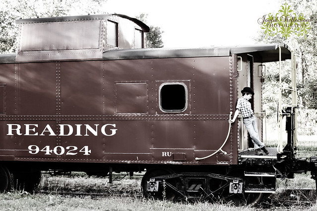 The Old Reading Railroad
