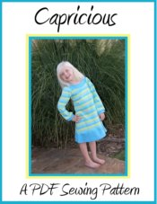 Capricious PDF Sewing Pattern