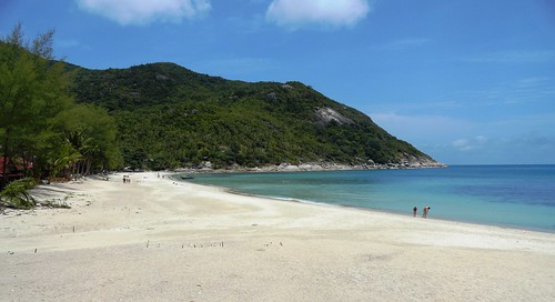 Koh Phangan, Bottle Beach