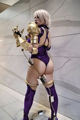 Ivy Valentine (BelleChere) Tags: atlanta costume geek cosplay ivy convention dragoncon soulcalibur ivyvalentine