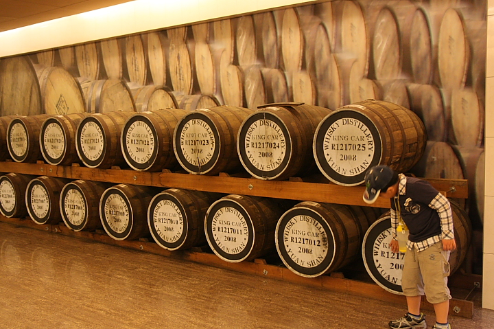 金車噶瑪蘭威士忌酒堡0011