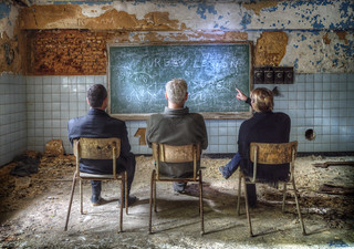 The Urbex lesson