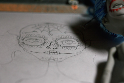 Monster High WIP
