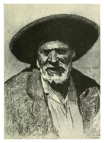 004-Campesino español-Spanish vistas-1883- George Parsons Lathrop