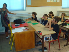 Grillon primary school - Vaucluse (France)