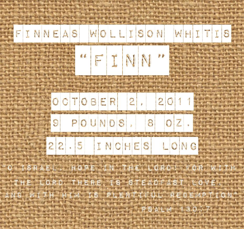 finn name