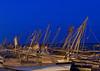 Dhows in Port at night - Lamu Kenya (Eric Lafforgue) Tags: africa night port boats island kenya culture unescoworldheritagesite afrika dhows tradition lamu swahili afrique eastafrica quénia lafforgue ケニア quênia كينيا 케냐 113863 кения keňa 肯尼亚 κένυα tradingroute кенијa