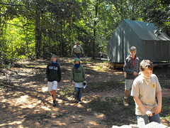 April-Oct 2011 881 (Troop 575 Lawrenceville) Tags: disaster drill 1011 camporee