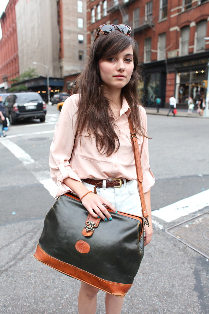 streetstyle fashion blog new york
