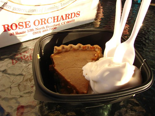 Rose Orchards Pumpkin Pie