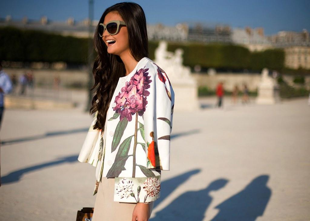 Peony Lim Vogue US Paris Fashion Week Phil Oh