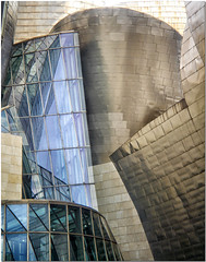 Guggenheim Bilbao, First Place at Kendall Camera Club on Oct 13, 2011 (Mirenchu A Fernandez) Tags: spain bilbao museums arquitecture