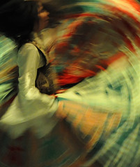 dancing colours (pannaphotos) Tags: motion colours blurred dancer anatolia nevehir pannaphotos