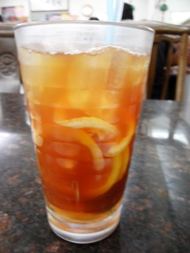 Good Fortune Iced Lemon Tea