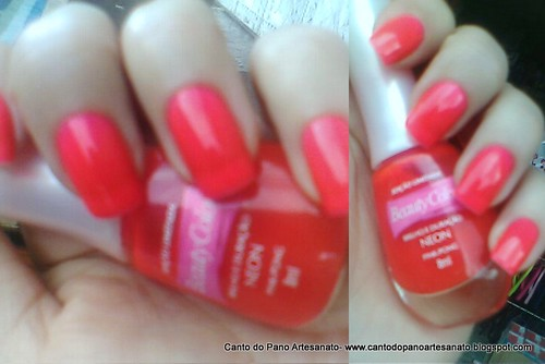 Pink-Pong da Beauty Color by Ana Canto
