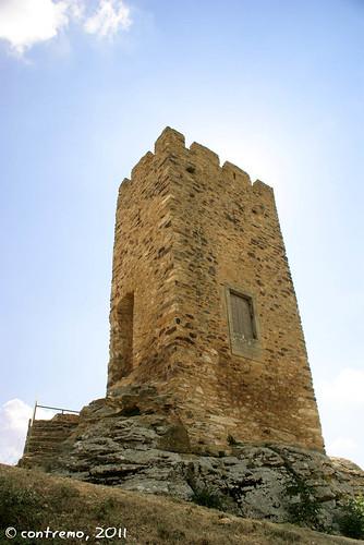 Castelo de Mogadouro (Trás-os-Montes, Portugal)