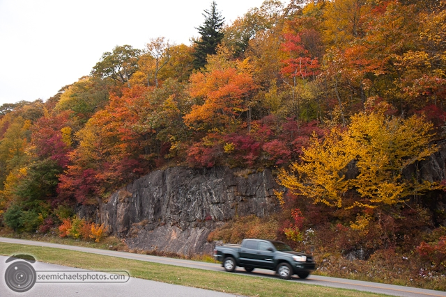 Blue Ridge Parkway 100911 © Michael Klayman-003