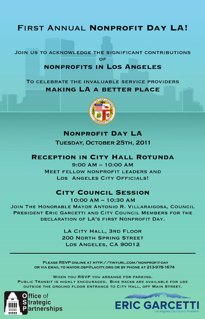 First Annual Nonprofit Day LA