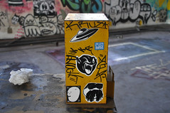 James Haunt - Mr. Brainwash Art Show 2011 (James Haunt) Tags: california streetart fashion graffiti graphicdesign losangeles clothing downtown artist designer haunted graffito graff tee teeshirt haunt ninelives conceptualist mrbrainwash jslv jameshaunt livinthedreamproductions jameshauntcom caljameshaunt artshow2011