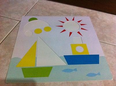 Montessori Geometric Shapes