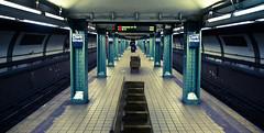CLARK St Station brooklyn (dzpixel) Tags: